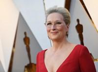 A föld alatt lepték meg a rajongói a születésnapos Meryl Streepet