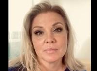 Liptai Claudia is megfertőződött koronavírussal