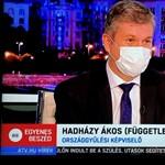 Hadházy Ákos bojkottálja az ATV-t