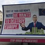 """""""Orbán először lopott, most el akarja pusztítani Európát"""" így vág vissza Orbánék plakátkampányának egyik arca"""
