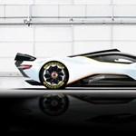 A legnagyobb titokban mutatták be a közös Aston Martin - Red Bull fejlesztést