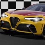 Versenyzői program is jár az Alfa Romeo Giulia csúcspéldányaihoz