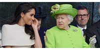 "Meghan Markle is born in the home, just like the Queen ""width ="" 800 = tall = 370"