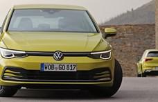A 8-as Golf a legjobb, ami a VW-val történhetett – kipróbáltuk