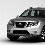 Bemutatták a Nissan-emblémás Dacia Dustert