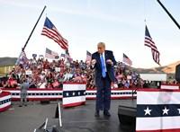 """Trump """"egy Trump nevű ürgére"""" szavazott az elnökválasztáson"""