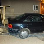 Szentgotthárdon fogták el a világ (egyik) legbénább autótolvaját