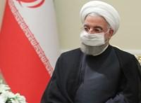 Irán még egy lépéssel közelebb került ahhoz, hogy akár az atomfegyvert is építhessen
