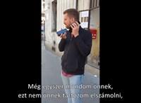 """""""Menj a zsidókhoz!"""" – Megpróbálták elzavarni Gulyás Mártont Hunvald krumpliosztásáról"""