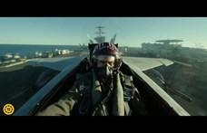 Tom Cruise megint vadászgépre száll: itt az új Top Gun magyar előzetese