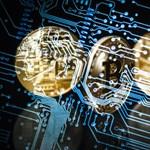 Durván beszakadt a bitcoin árfolyama