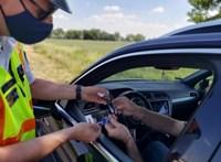 Tíz rendőr mondott le a veszélyhelyzet megszűnése utáni két napban