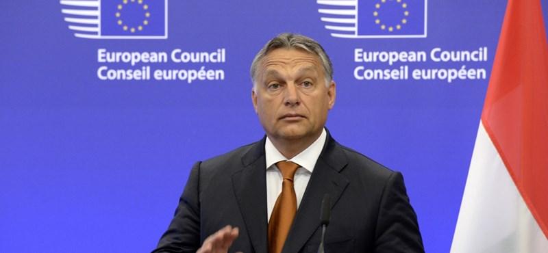 """""""Muzulmán inváziós erőkről"""" beszélt Orbán egy német lapnak adott interjúban"""