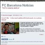 Fabregas: a Barcelonát nem nagy szám kiejteni