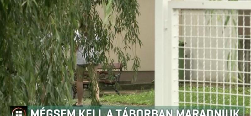 Koronavírus-gyanú miatt karanténba kerültek táborozó gyerekek Sarkadon