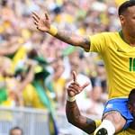 A brazil szövetségi kapitány néhány éve még keményen kritizálta Neymar műeséseit