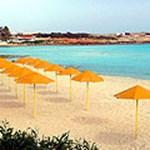 Bazi nagy görög nyugalom Larnakában