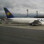 Fapados terminál Koppenhágában