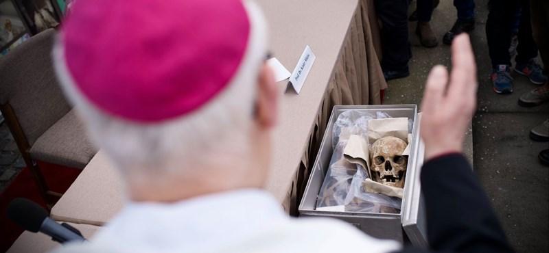 Megnyitották Káslerék a székesfehérvári királyi csontkamrát