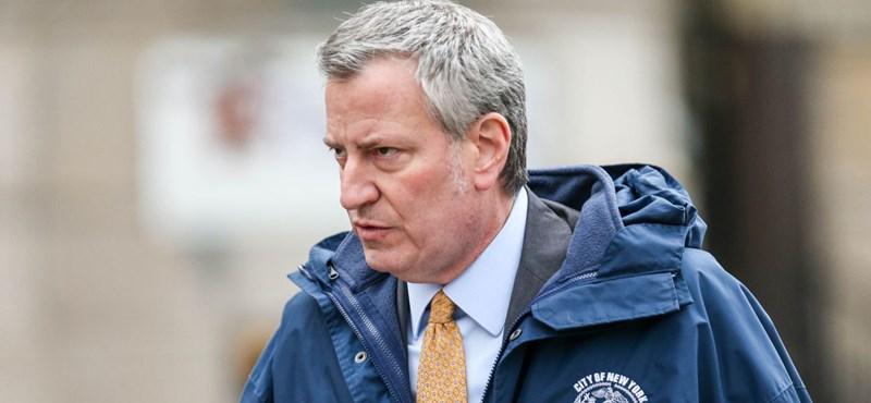Békésen gyúrt New York polgármestere, mikor egy városlakó lobbizni kezdett nála