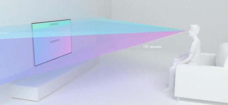 Új piacra lép be a Huawei, íme az első tévéjük
