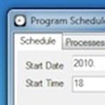 Programok és folyamatok időzített indítása és leállítása