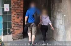Horvát nők fosztottak ki egy tajvani turistát a Budapest-Bécs vonaton