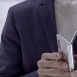 Kikerült egy kép a netre: ilyen is lehet a Samsung Galaxy Fold 2