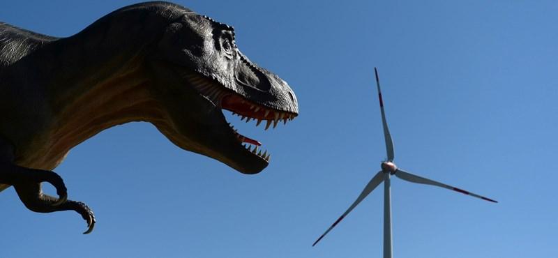 A Tyrannosaurus rexnek saját légkondija volt