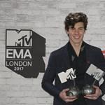 Kiosztották az MTV Europe zenei díjait