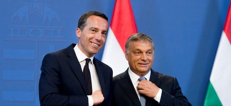 A D-napot emlegette Magyarországgal kapcsolatban az osztrák kancellár