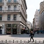 A Váci utcában a legdrágábbak az üzletek a régióban