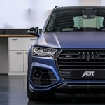 Íme a mindent verő Audi Q7-es, a világ legerősebb dízel divatterepjárója