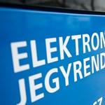 A reptéri buszon vezetik be először a BKK új mobiljegyét