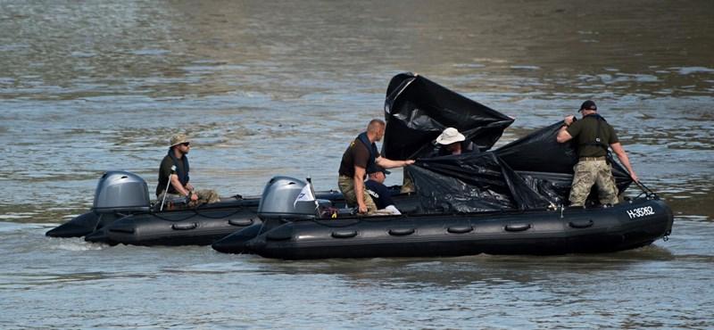 Hableány: újabb holttestet azonosítottak - 8 embert még keresnek