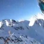 Előkerültek egy januári alpesi helikopterbaleset GoPro-kamerái, rajta az ütközéssel