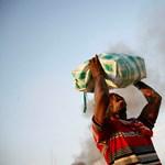 Magára költhette az amerikai Vöröskereszt a haiti adományok negyedét