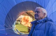 II. Erzsébet királynő kitüntette David Attenborough-t