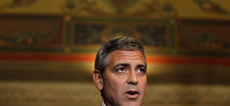 Clooney halála után szervdonor lesz
