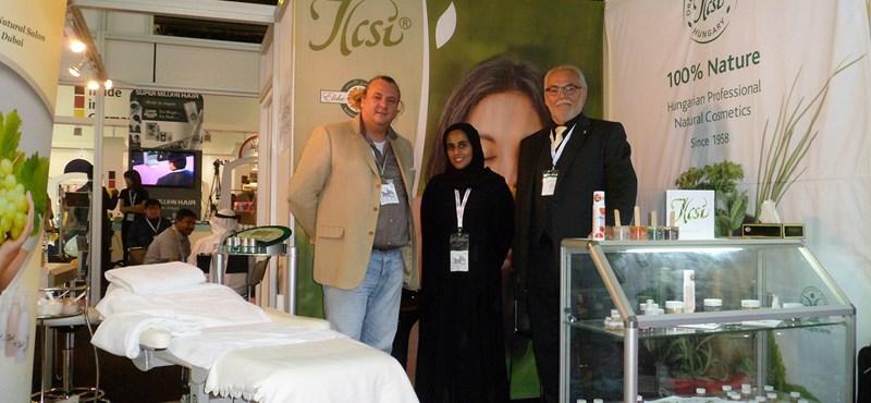 Bahrain hercegnője az Ilcsire esküszik - a magyar kencék elérték Dubait