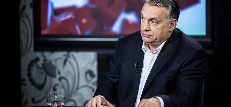 Az Orbán-interjú legdurvább része kimaradt az MTI-ből