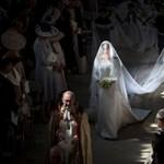 Ez a hercegi esküvő feketébb volt az Oscarnál