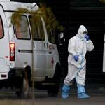 A hivatalos adatoknál majdnem 15 ezerrel többen haltak meg koronavírusban Oroszországban