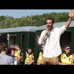Milliárdokkal árasztották el Felcsútot a korrupcióellenes tüntetők - videó