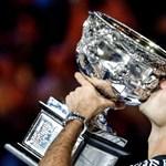 Federer nyerte az óriások döntőjét Ausztráliában