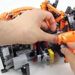 Elképesztően részletes lett a 82 ezer forintos Lego Porsche – videó