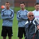 Egervári a magyar foci 2010-es évéről, 86-ról és Husztiról - interjú