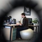 Az egylégterű irodák átka
