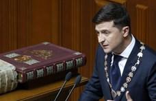 Csak Zelenszkij győzelmének aránya kétséges az ukrajnai választáson
