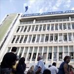 Elnémul a görög közmédia, az EBU tiltakozik